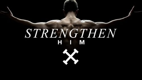 Strengthen him flyer