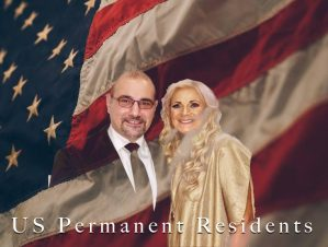 We are permanent Residents!